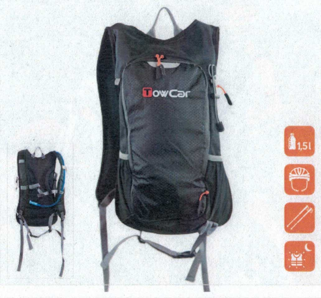 TowCar Hydro DXT0201 cycling backpack